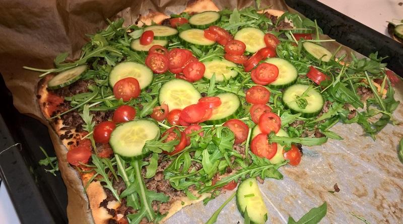 """Pizza fra DR's Rabatten-program med """"ægte"""" pizza-bager"""