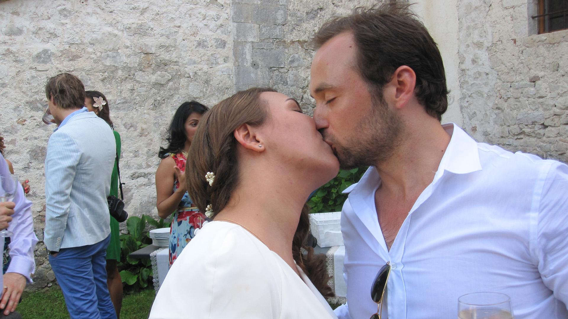 Mette og Robins bryllupsdag