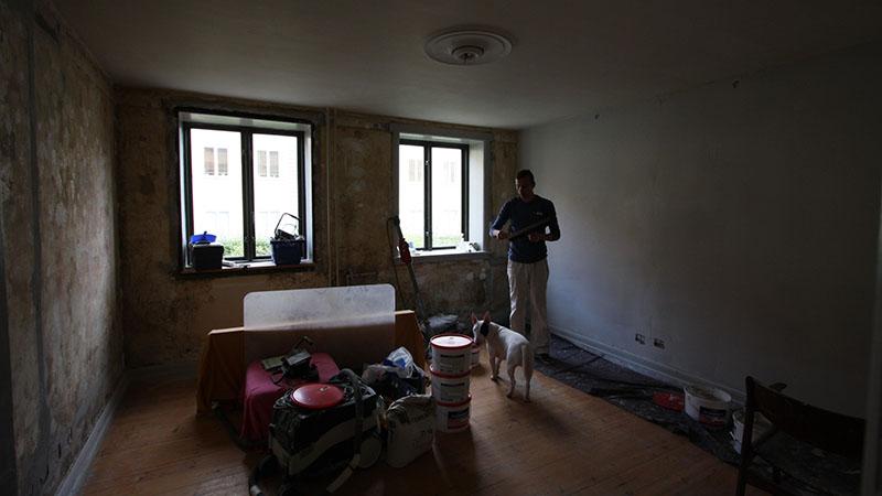 Havedørsprojekt – Part 1