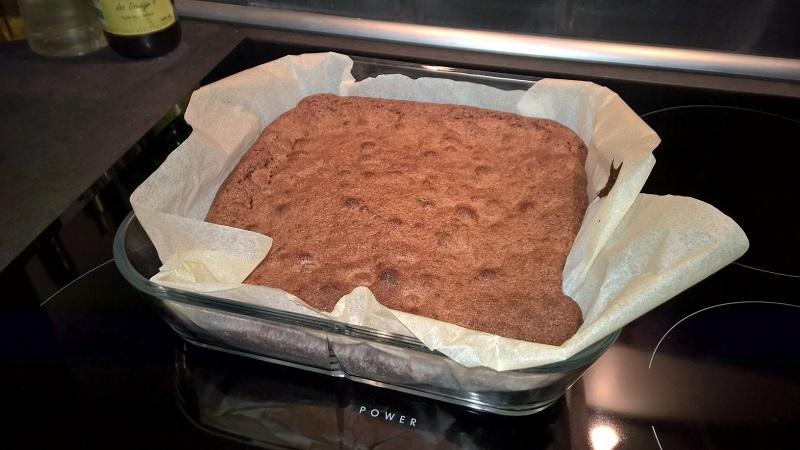Brownie opskrift – á la noget vi har fået af Mie